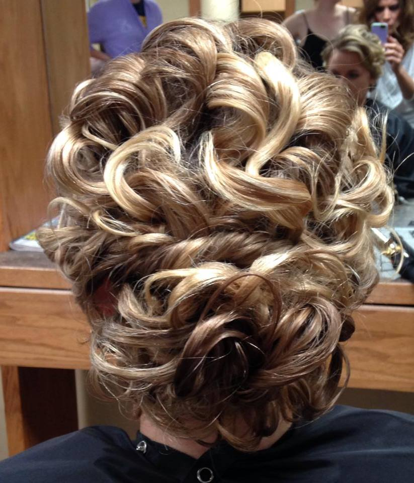 hair stylist for prom updos billings mt