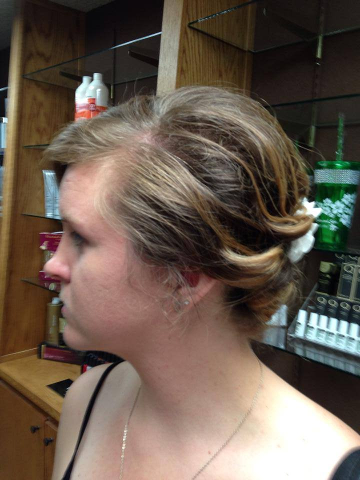 prom updos billings mt