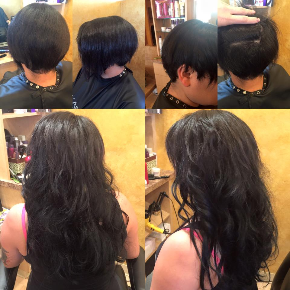 hair stylist for weddings billings mt